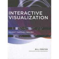 【预订】Interactive Visualization: Insight Through Inquiry