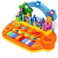 早教宝宝玩具琴1-2周岁3婴儿电子琴女孩迷你钢琴可弹奏0儿童