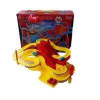 男孩轨道赛车礼物跑车游戏极速飚车电动汽车玩具盘旋公路