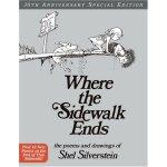 Where the Sidewalk Ends 30th Anniversary Edition 谢尔・希尔弗斯坦经典绘本:人行道的尽头(30周年纪念版) ISBN9780060572341
