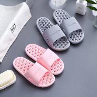 泰蜜熊一体成型情侣款厚底防滑软底舒适夏季凉拖鞋男女居家浴室拖鞋