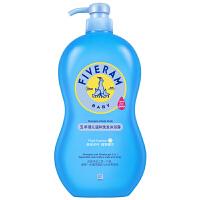 【当当自营】五羊 婴儿温和洗发沐浴露(二合一)1.0L瓶装