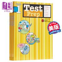 【中商原版】FLASHKIDS预测卷5-8年级 Test Prep Grade 5-8 进口教材 亲子英文 英语学习 课