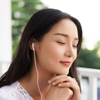 M6苹果6手机华为vivo通用原�b女生oppo耳机入耳式耳塞6s有线线控小米魅族三星电脑重低音炮挂耳耳麦
