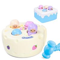 儿童打地鼠玩具幼儿益智大号宝宝音乐敲击游戏机男女孩3-6岁0-1-2