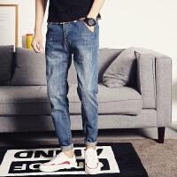 小码加小号S号27 26码小脚蓝色牛仔裤男生矮小个子160裤