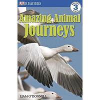 【预订】Amazing Animal Journeys Y9780756640859