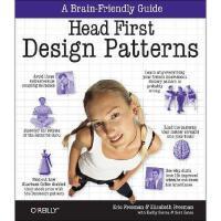 【预订】Head First Design Patterns