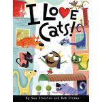 【预订】I Love Cats!