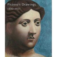 【预订】Picasso's Drawings, 1890-1921: Reinventing