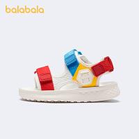 【1件6折价:119.9】巴拉巴拉童鞋儿童凉鞋男童中大童速干运动凉鞋2021新款夏季中大童