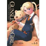 【预订】Gunslinger Girl Omnibus Collection 1: Volumes 1-3