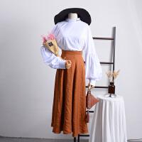 10 秋季时尚半高领女装韩版长袖休闲百搭上衣