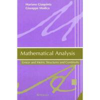 Mathematical Analysis: Linear and Metric Structures and