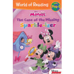 World of Reading: Minnie: The Case of the Missing Sparkle-izer 迪士尼阅读世界入门级:米妮-丢失的发光体 ISBN 9781423184829