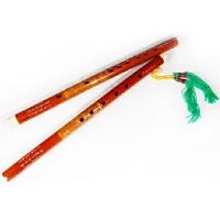 玉屏箫笛 演奏 收藏山竹浮雕箫笛套 六孔、八孔(盒装)(箫笛各一支)