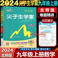 尖子生学案九年级上册数学人教部编版2020秋