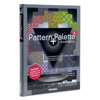 PATTERN & PALETTE SOURCEBOOK 4 色彩图案纹理 平面设计图书 素材图片