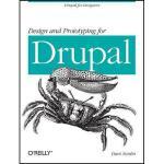 【预订】Design and Prototyping for Drupal