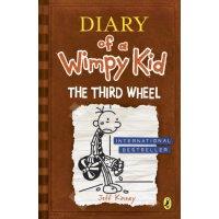 Diary of a Wimpy Kid 7: The Third Wheel 小屁孩日记7:电灯泡【英文原版童书 英
