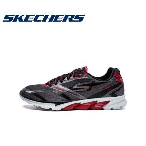 Skechers斯凯奇低帮舒适男运动鞋 休闲撞色防滑缓震跑步鞋 53995C