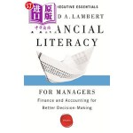 【中商海外直订】Financial Literacy for Managers: Finance and Accoun