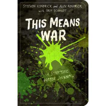 【预订】This Means War: A Strategic Prayer Journal 预订商品,需要1-3个月发货,非质量问题不接受退换货。