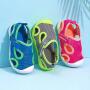 巴拉巴拉童鞋儿童凉鞋夏季2018新款男女童沙滩鞋时尚防踢平底鞋子