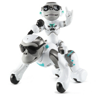 男女孩儿童电动遥控动物机器人仿真猴子猩猩会唱歌说话的玩具