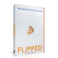【进口正版包邮】Flipped 怦然心动英文原版书籍从未忘记你的初恋小说电影原著外文外国当代文学可搭配Wonder奇迹