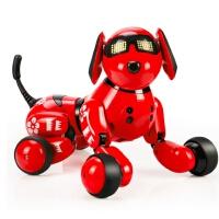 实丰 智能机器人 儿童电动机器狗玩具狗 唱歌跳舞对话耍宝*陪伴益智 旺仔小六机器狗