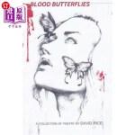 【中商海外直订】Blood Butterflies