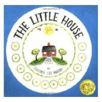The Little House: Her Story [With CD] 英文原版儿童书 小房子(附CD)1943年