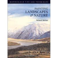 【预订】Painting Landscapes and Nature