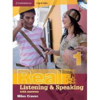 【预订】Cambridge English Skills Real Listening and Speaking