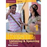 【预订】Cambridge English Skills Real Listening and Speaking