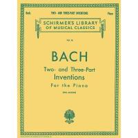 【预订】30 Two- And Three-Part Inventions: Piano Solo