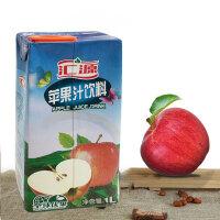 汇源苹果汁饮料 1L