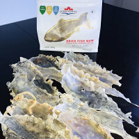 加拿大进口 Ocean Popeyes 北大西洋深海鳕鱼花胶 227g S号 25-30片(国内仓快速发货)