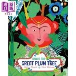 【中商原版】Reza Dalvand:大梅树下 Under The Great Plum Tree 低幼童书 精品绘本