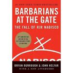 Barbarians at the Gate: The Fall of RJR Nabisco 英文原版 门口的野蛮人