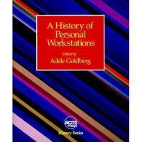 【预订】A History of Personal Workstations