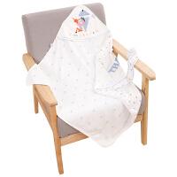 婴幼儿包被薄款柔软抱毯男女宝宝抱被春夏季新款