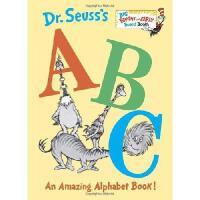 英文原版儿童书 Dr. Seuss\'s ABC 苏斯博士系列