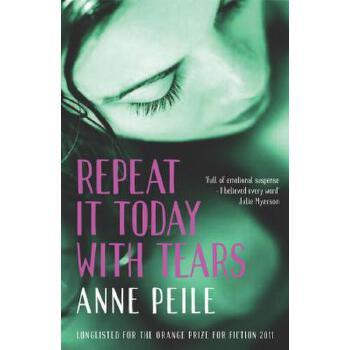 【预订】Repeat It Today with Tears 预订商品,需要1-3个月发货,非质量问题不接受退换货。