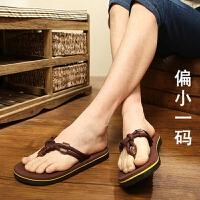 夏季新款男士人字拖鞋男时尚潮流凉鞋夹脚沙滩鞋男休闲凉拖鞋