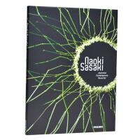 CONTEMPORARY FLORAL ART - NAOKI SASAKI 当代花卉艺术设计 日本当代插花艺术大师 禅意 软装搭配画册 英文原版