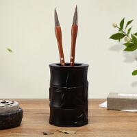 品轩阁善琏湖笔-和畅牛耳毛笔 书法绘画练习用笔当当自营