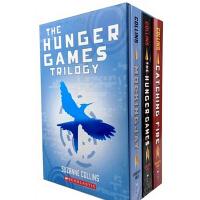 【包邮】进口英文原版 饥饿游戏3本套装 The Hunger Games Trilogy Box Set 3 Books