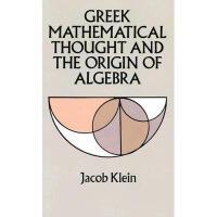 【预订】Greek Mathematical Thought and the Origin of